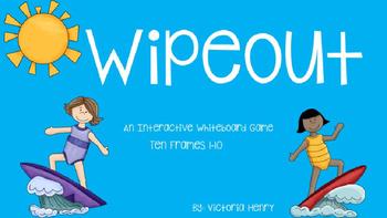 Wipeout Ten Frame Interactive Game