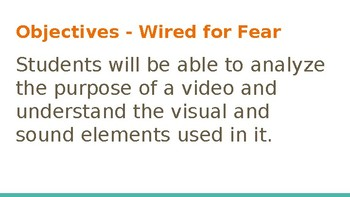 Wired for Fear HMH Houghton Mifflin Harcourt Collections