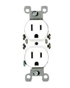 Wiring a Double Gang wall outlet