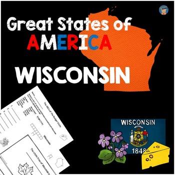 Wisconsin Activity Packet