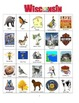 Wisconsin Bingo:  State Symbols and Popular Sites