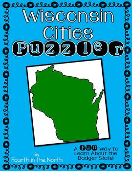 Wisconsin Cities Puzzler
