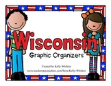Wisconsin Graphic Organizers (Perfect for KWL charts and g