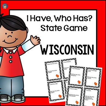 Wisconsin I Have, Who Has Game
