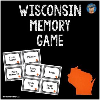 Wisconsin Memory Game