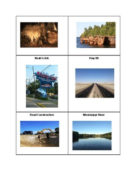 Wisconsin Natural Vs. Human Features Sort
