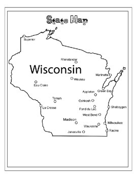 Wisconsin Reading Packet