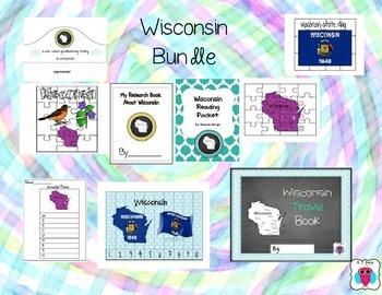 Wisconsin Resource Bundle-10 Resources