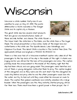 Wisconsin State