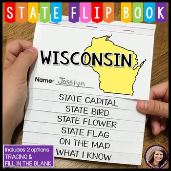 Wisconsin State Book
