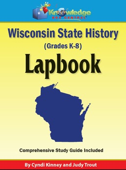 Wisconsin State History Lapbook