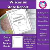Wisconsin State Report