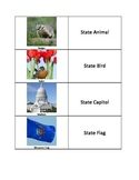 Wisconsin State Symbols Memory Game