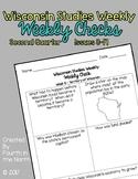 Wisconsin Studies Weekly Second Quarter Weekly Comprehensi