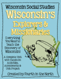 Wisconsin's Explorers and Missionaries Unit