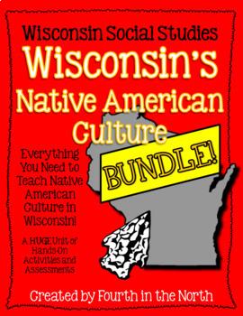 Wisconsin's Native American Culture Bundle