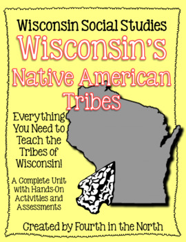 Wisconsin's Native American Tribes Unit