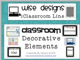 [Wise Designs] iClassroom Decorative Elements Pack
