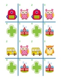 Wise Little Owl Cooperative Learning Grouping Cards