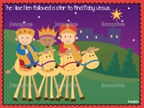 Wise Men Bible Story Craft and Activity page