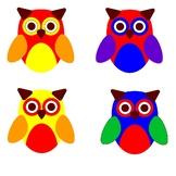 Wise Owl Friends