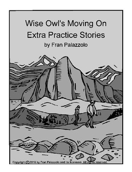 Wise Owl's Moving On Extra Practice Stories