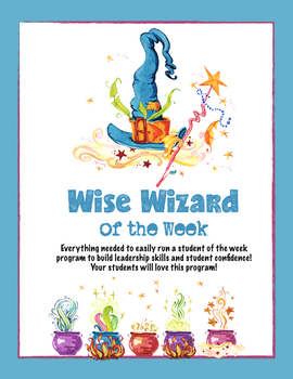 Wise Wizard of the Week