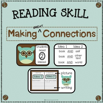 Wise Words on Making Connections: A 2-Part Response