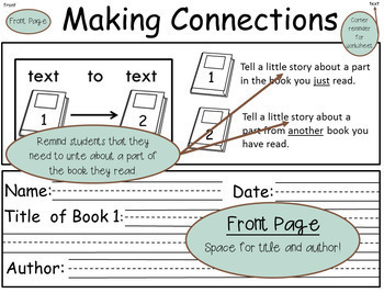 Reading Skill: Making Connections