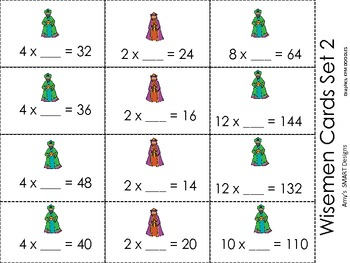 Wisemen Missing Factor Sort