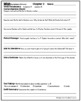 Wish Comprehension Packet