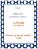 SSYRA 2018-2019 Wish Comprehension Quiz