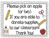 Wish List Apples