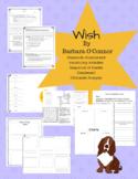 Wish By Barbara O'Connor Novel Study