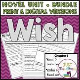Wish Novel Unit
