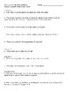 Wish You Well - Study Guide - Chs. 1-5