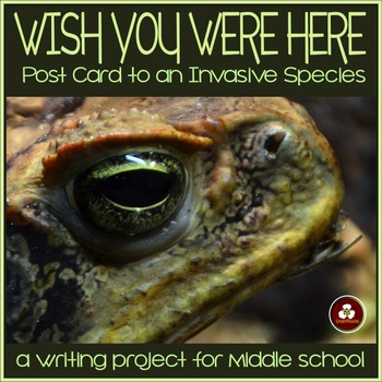 Invasive Species Writing Activity: Postcard to an Invasive Species