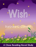 Wish by Barbara O'Connor Close Reading Guide
