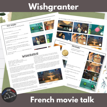 Wishgranter - Movie Talk for French learners