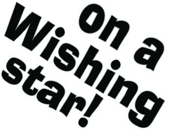 Wishing on a Star Caption for Wishlist Poster