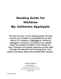 Wishtree - Complete Reading Guide, Vocab, Questions and Pr