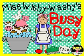 Wishy-Washy {Book Set}