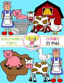 Wishy-Washy Farm Clipart