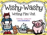 Wishy Washy {No Prep Writing}