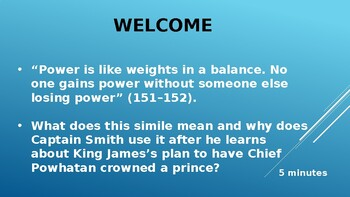 Wit & Wisdom 6th Grade Module 3 Lesson 11 Powerpoint