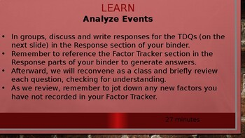 Wit & Wisdom 6th Grade Module 3 Lesson 12 Powerpoint