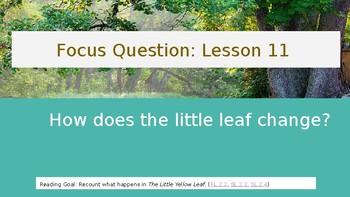 Wit & Wisdom Grade 2 Module 1/Lesson 11