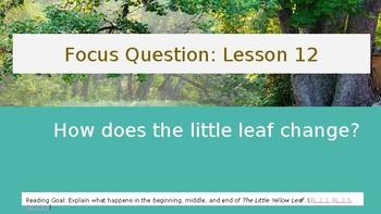 Wit & Wisdom Grade 2 Module 1/Lesson 12