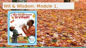 Wit & Wisdom Grade 2 Module 1/Lesson 9