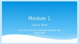 Wit & Wisdom Grade 3 Module 1 The Sea Lessons 19-32